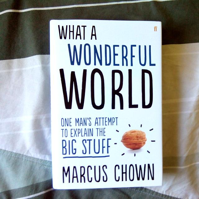 what a wonderful world one mans attempt to explain the big stuff
