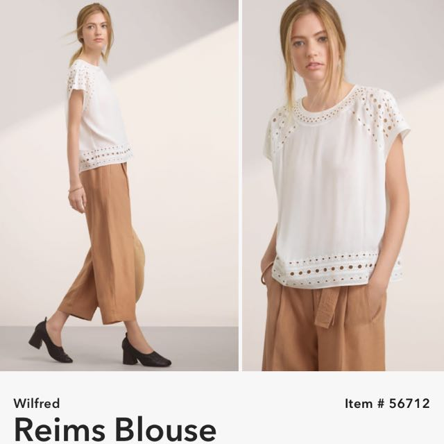 Wilfred Reims Blouse - XS