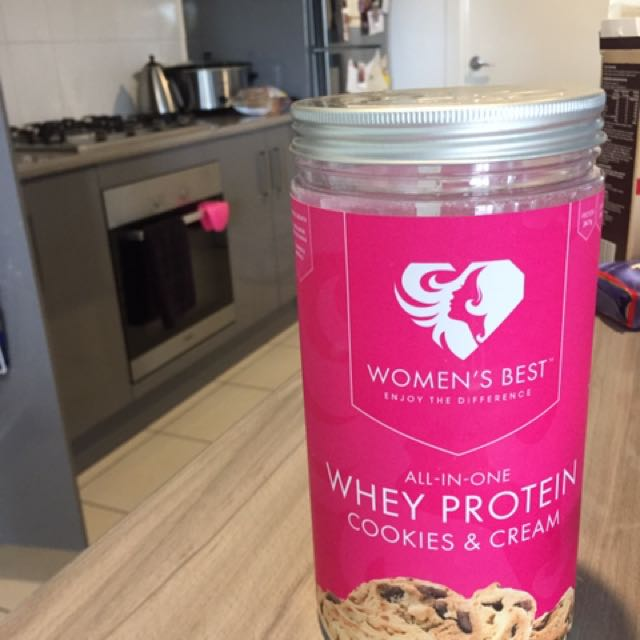 Womens best Whey Protein