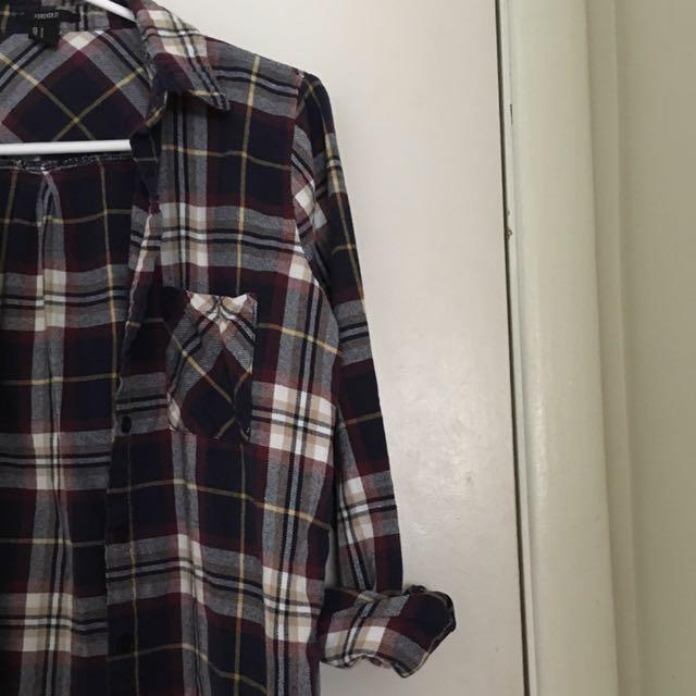XXI Flannel S