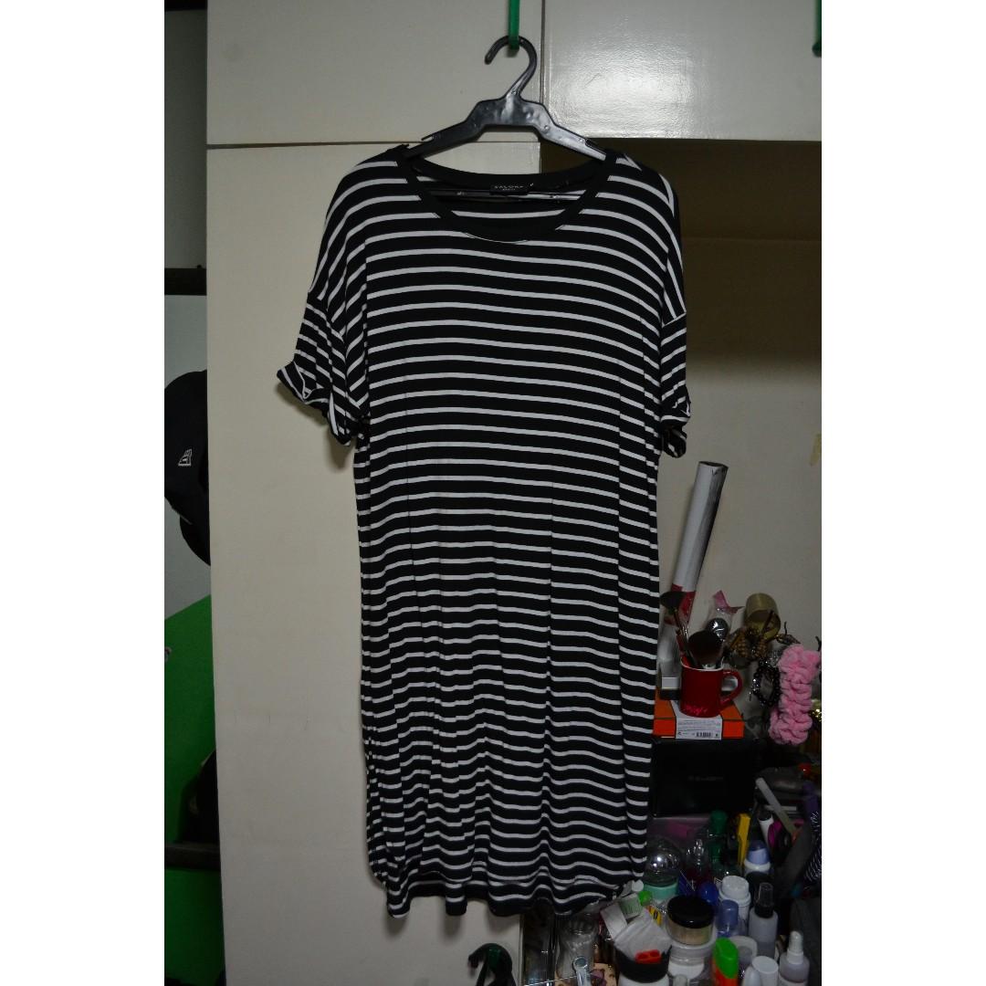Zalora Basics T-Shirt Dress