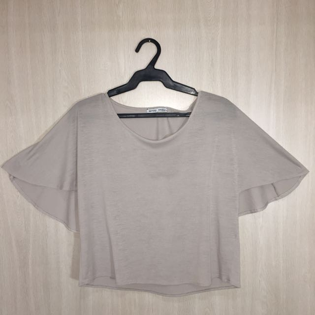 Zara Light Gray Shirt