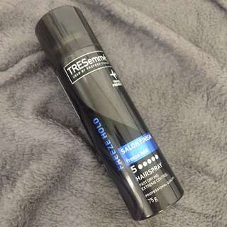 TRESemmé Salon Finish Freeze Hold (USED ONCE)