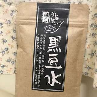 纖Q好手藝 黑豆水2gx30包(60g)
