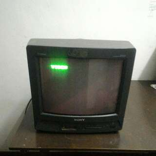 TV SONY 14 inch Color Tv