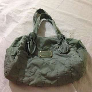Original Marc By Marc Jacobs Quilted Shoulder Bag Not Coach Spade Lacoste Dooney