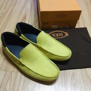 Tod's 豆豆鞋