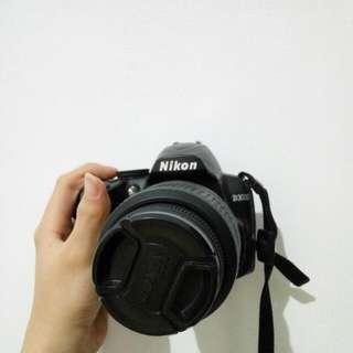 Kamera Nikon D3000