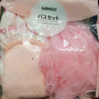 shower set miniso