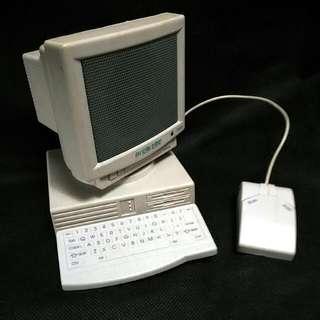 Vintage PC Radio