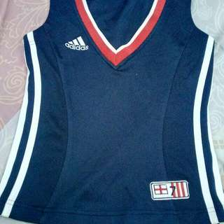 Authentic Adidas Jersey