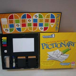 Singapore Edition Of Pictionary