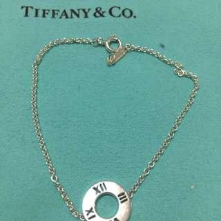 Tiffany Pierced Atlas Bracelet