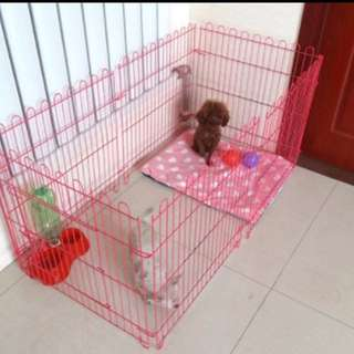 Pet Wired Fence Or Cage