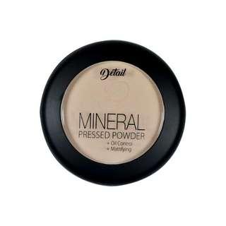 Mineral Pressed Powder Ivory 10g