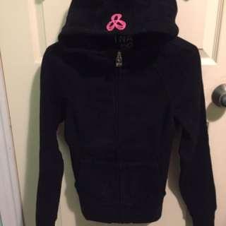 Black TNA sweater