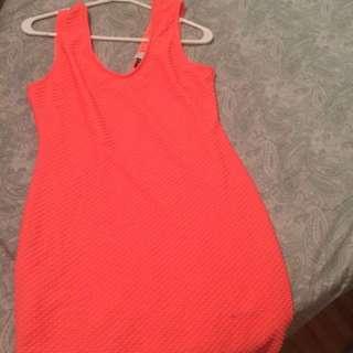 Women Pink Dress
