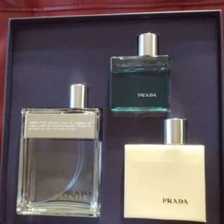 Prada set For Men