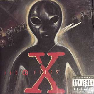The X-Files (TV OST) Music CD