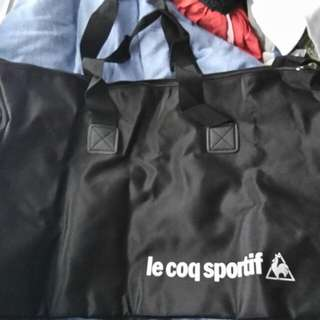Le Coq Sportif.可摺疊 手提袋