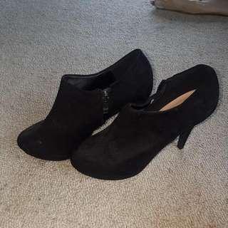 PRICE DROP. Ankle High Heels