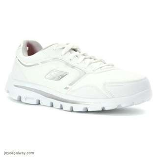 RUSH SALE SKECHERS WHITE SHOES