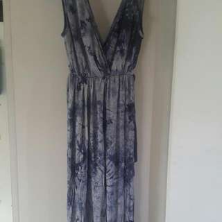 Tie Dye JNK USA Dress