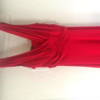 Misu Red Dress