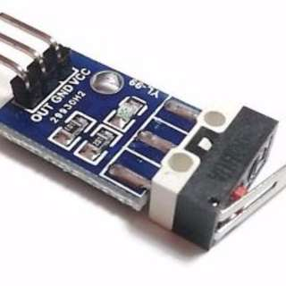 Limit Switch for Arduino