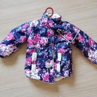 New Winter Clothes For 3-4 Years Old
