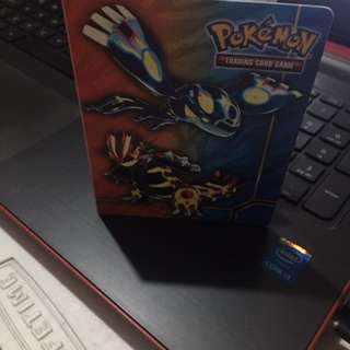 Pokemon Mini Card Album