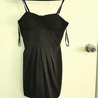 Black Forever New Dress