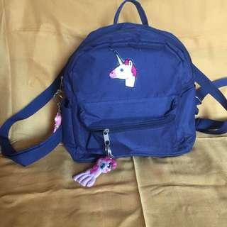 Mini Backpack Kanvas