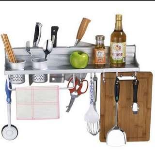 Aluminium Kitchen Rack 60 cm