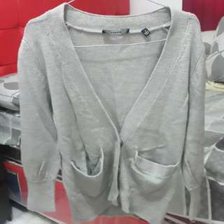 Grey Knit Outer Marcs
