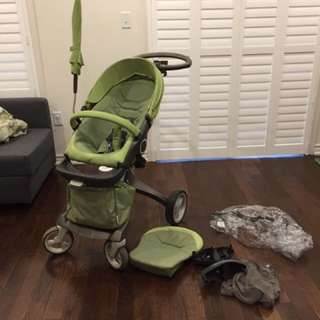 Stokke Xplory Baby Stroller