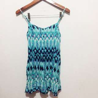 Mini Dress Summer HnM