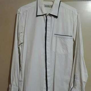 SAHARA White Long Sleeves