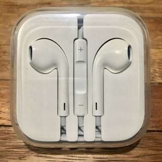 Apple iPhone Earpods (3.5mm jack) [Authentic]