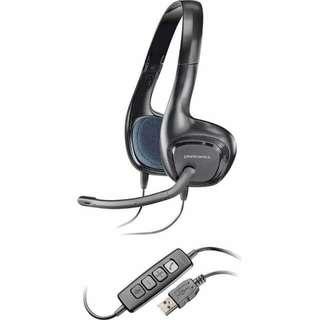 Plantronics audio Headset Audio 628