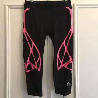 ADIDAS 3/4 Length Leggings
