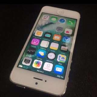 iPhone 5 (64gb) Silver Full set!!