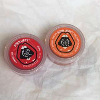 The Body Shop Born Lippy's