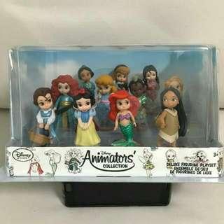 Disney Animators Princess / Cake Toppers