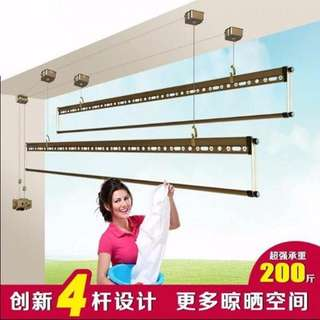 New High End Ceiling Drying Racks