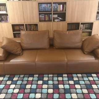 King Living Sofa (Strata)