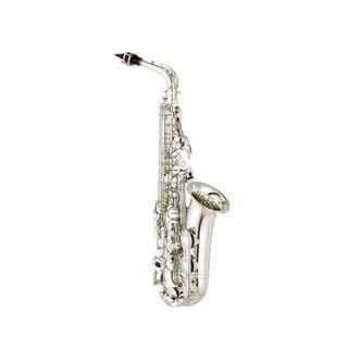 New Saxophone Alto Strava Silver / Nickel Plated