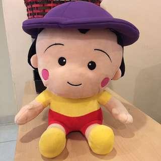 Chibi Maruko Chan Plush Toy
