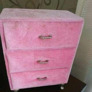 Laci Pink Vintage 3slot