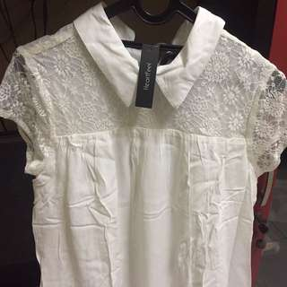GRILS WHITE TEE DREES